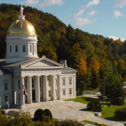 Vermont Statehouse Photo