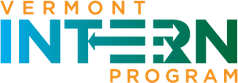 Vermont intern program logo