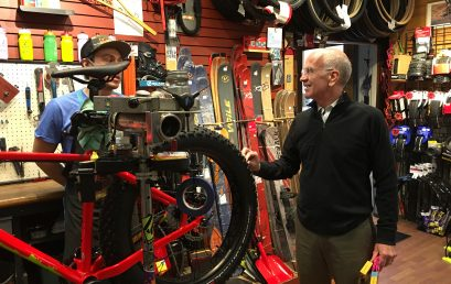 "Rep. Welch, Business Leaders Urge Vermont to ""Buy Local"""