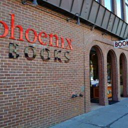 Phoenix Books store-front photo