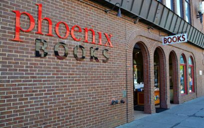 Phoenix Books embarks on year-long partnership with Vermont Foodbank