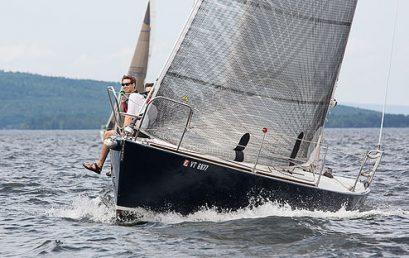 The Regatta for Lake Champlain