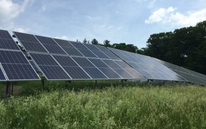 Norwich Solar Technologies and Upper Valley Aquatic Center's Solar Project Is Up and Running