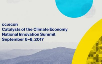 National Climate Economy Summit!
