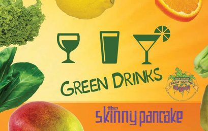 Green Drinks with GMFTS and Vermont Harvest of the Month