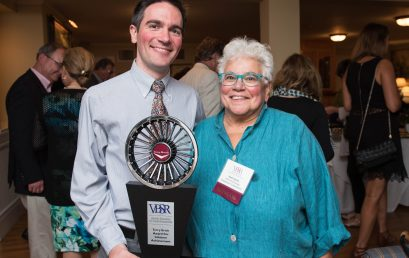 Beth Sachs Honored with VBSR Lifetime Achievement Award