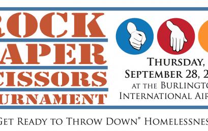 ANEW Place's Rock Paper Scissors Tournament