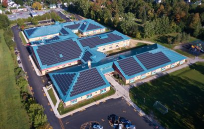 SATEC celebrates largest solar array on a school in Vermont
