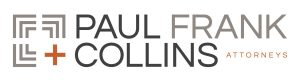 Paul Frank + Collins Attorneys Logo 2018
