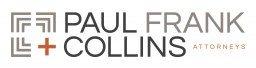 Paul Frank + Collins Attorneys Logo