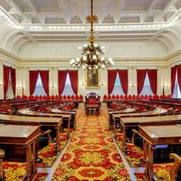 VT State Legislator Chamber