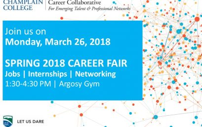 Champlain College Spring 2018 Career Fair