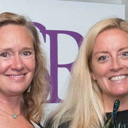Janice Shade and Louisa Schibli Photo