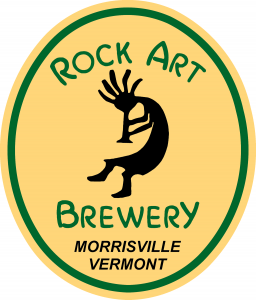 rock art brewery logo