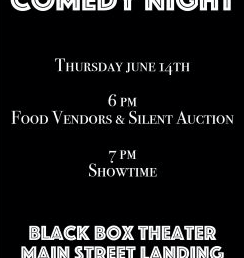 Comedy Night For Recovery