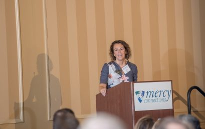 Mercy Connections honors Sara Byers at Annual May Luncheon