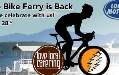 Local Motion Bike ferry Party!