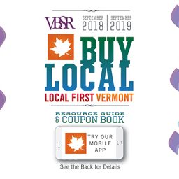 cover of the 2018-19 buy local book