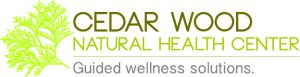 Cedarwood Natural Health Center Logo