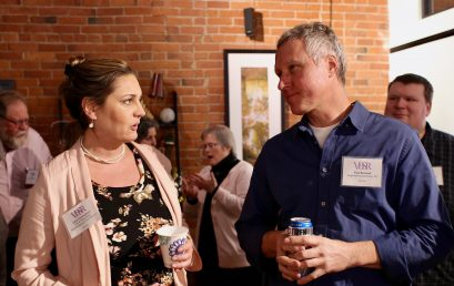 VBSR Networking Get-Together hosted by Cabot Creamery