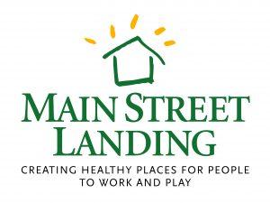 Main Street Landing Logo