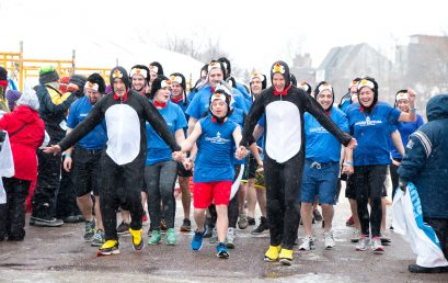 Union Mutual Raises Nearly $45,000, Sets New Penguin Plunge Fundraising Mark