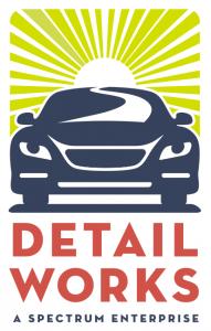 Detail Works Logo