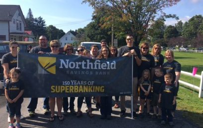 Northfield Savings Bank Joins VBSR Champion Members