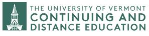 UVM CDE logo