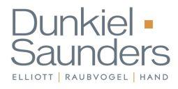 Dunkiel Saunders Logo