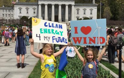 Ready for 100% Renewable Energy,  REV Applauds GMP Vision, Calls for State to Remove Barriers