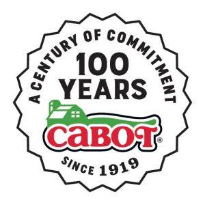 Cabot Centennial Logo