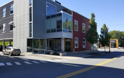 Railroad Row LLC Opens New Community Workspace and Living Space