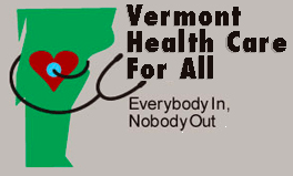 VT Healthcare for All logo