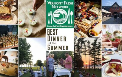 Vermont Fresh Network's 23rd Annual Forum Dinner