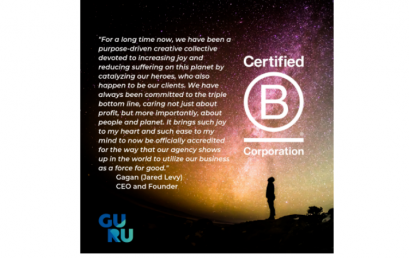 Guru Earns B Corporation® Certification