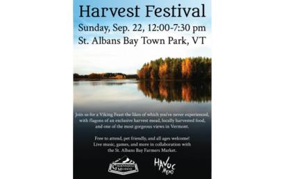 Mead Hall Harvest Fest