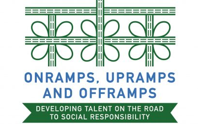 VBSR Fall Program – Onramps, Upramps and Offramps: Developing Talent on the Road to Social Responsibility