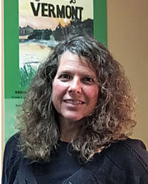 GREEN UP VERMONT WELCOMES KATE ALBERGHINI AS NEW EXECUTIVE DIRECTOR