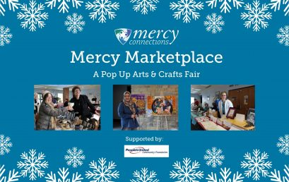 Mercy Connections' Annual Mercy Marketplace