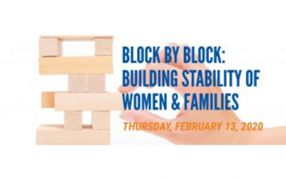 Block By Block: Building Stability of Women & Families