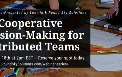 Cooperative Decision-Making for Distributed Teams