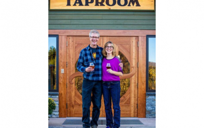 Lawson's Finest Liquids brewers named VT Small Business Persons of the Year