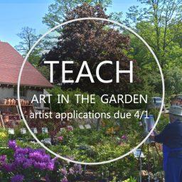teach-art-in-the-garden-applications due - garden photo -2020