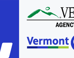 Vermont PBS and Vermont Agency of Education logos, working together