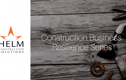 Webinar: Resilience in Challenging Times: Caring for your company's mental health