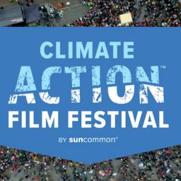 SunCommon Climate Action Film Fest logo