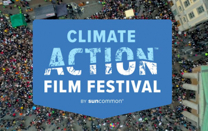 SUNCOMMON'S CLIMATE ACTION FILM FESTIVAL RAISED $8800 FOR LOCAL ENVIRONMENTAL GROUPS