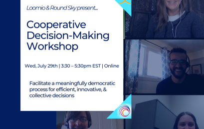 Decision Making Workshop for Remote and In-person Collaboration