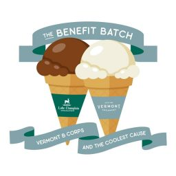 LCC benefit batch ice cream cones image b corp